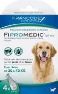 FIPROMEDIC® 268 mg - Solution pour spot-on grand chien 20-40 kg x4