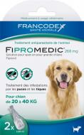 FIPROMEDIC® 268 mg - Solution pour spot-on grand chien 20-40 kg x2